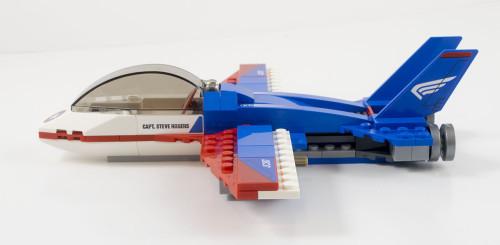 lego captain america jet pursuit instructions