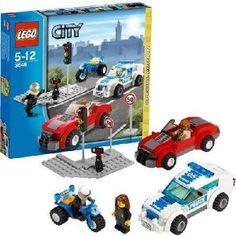 lego city police transporter 60043 instructions
