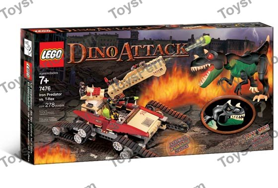 lego dino sets instructions