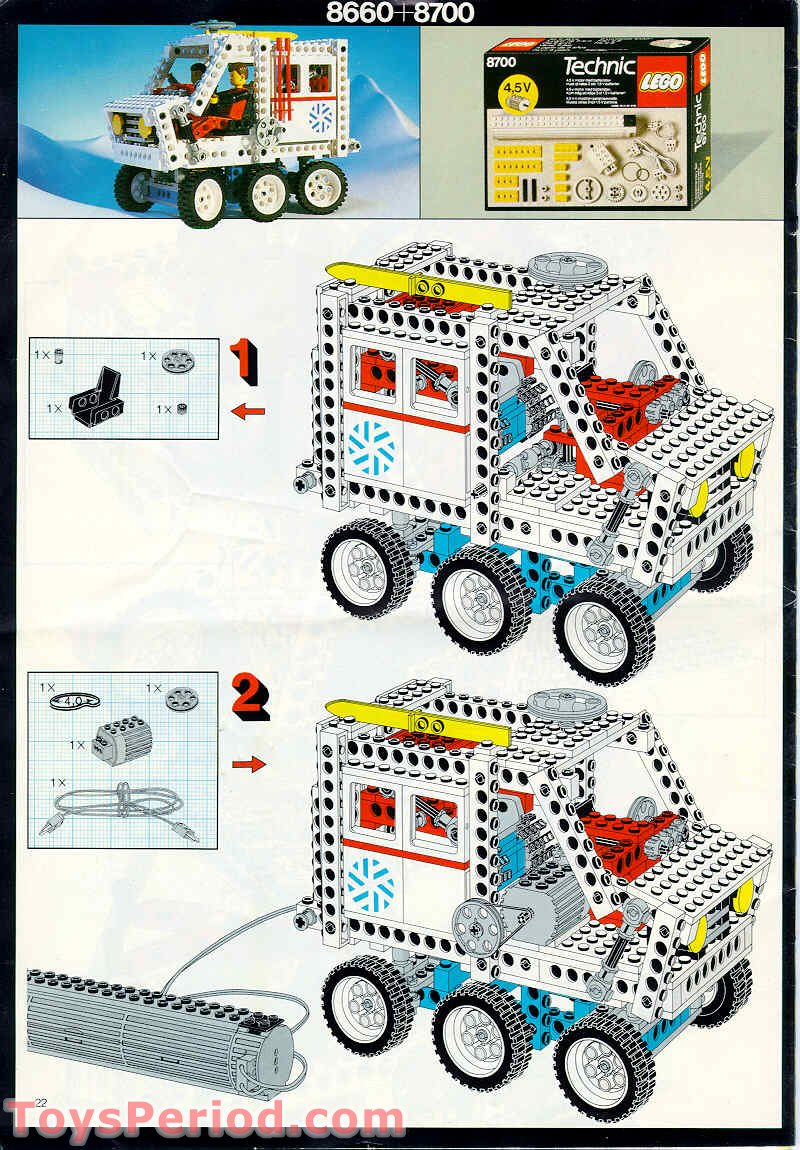 lego technic instructions download