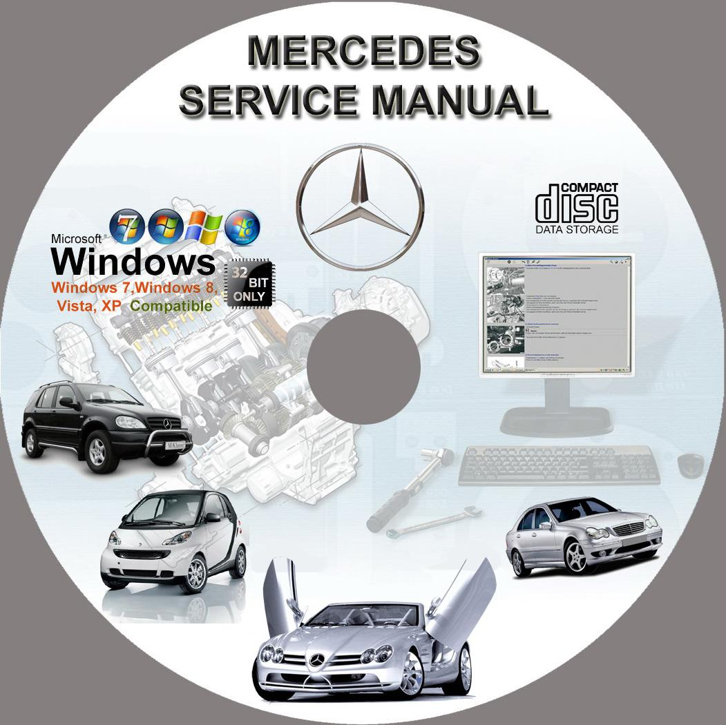 mercedes viano instruction manual
