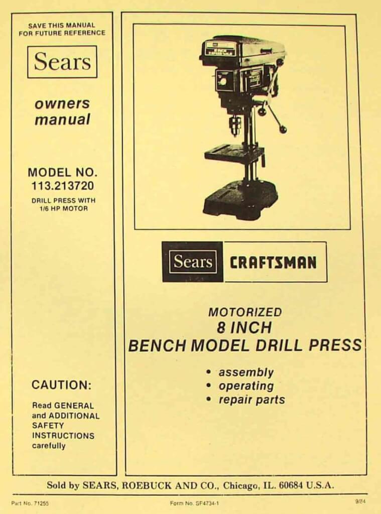 my first craftsman tool bench instructions