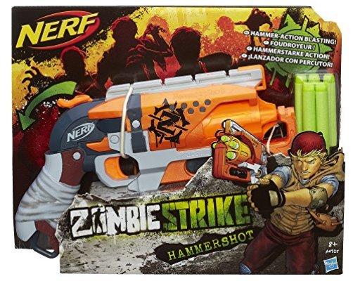 nerf zombie strike doominator instructions