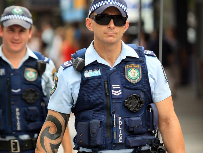 nsw police rules and instructions