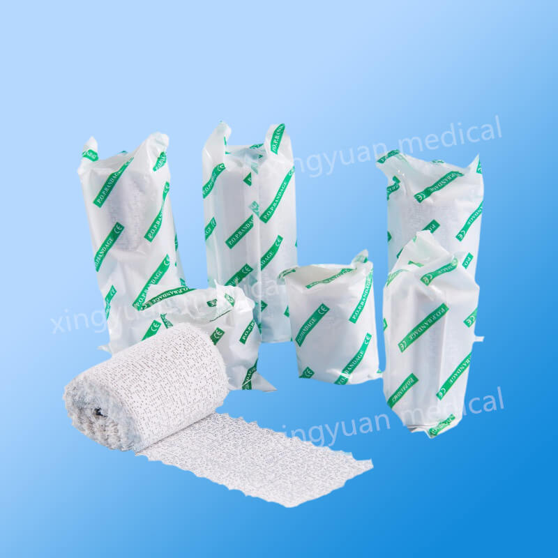 plaster of paris bandage instructions