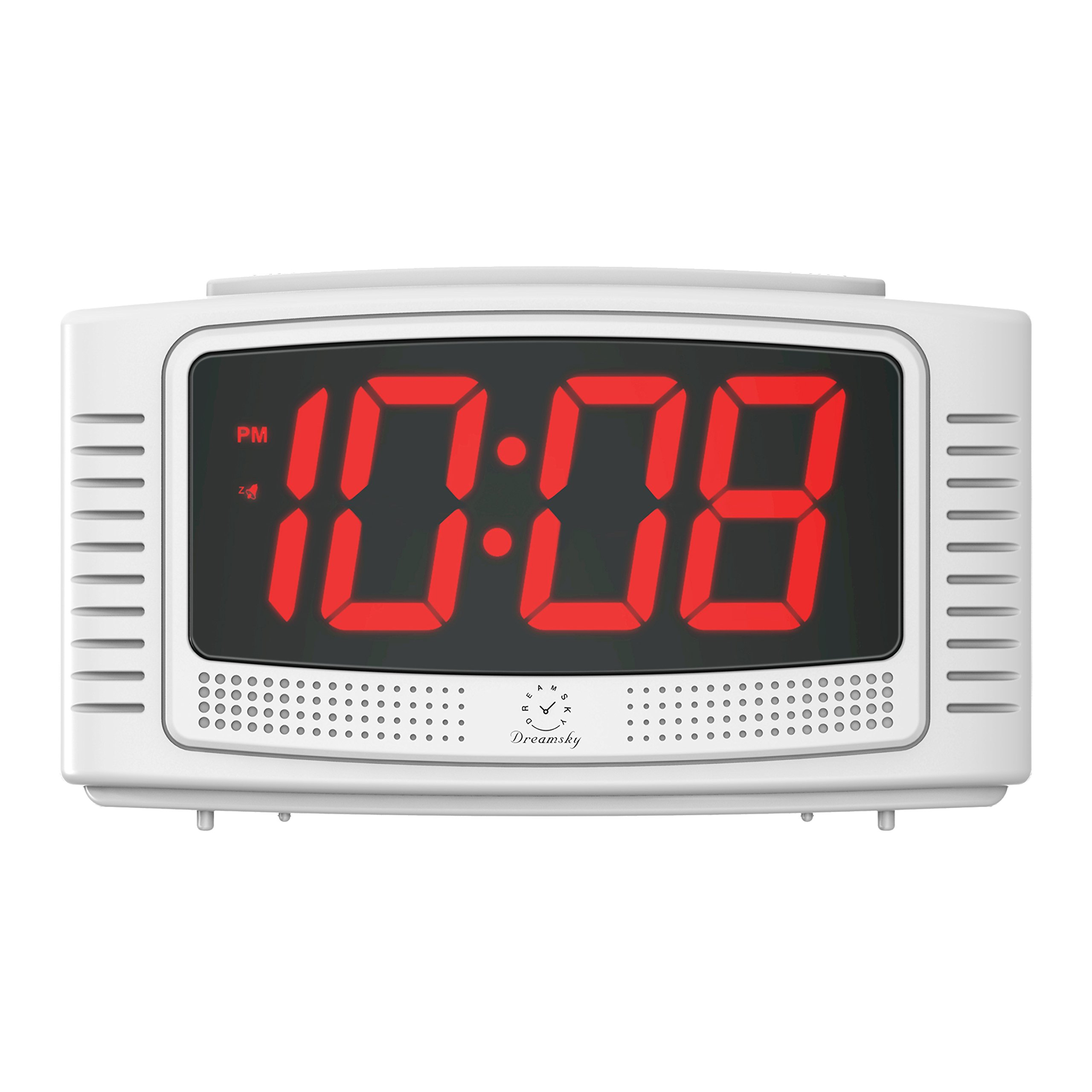 sainsburys led digital alarm clock radio instructions