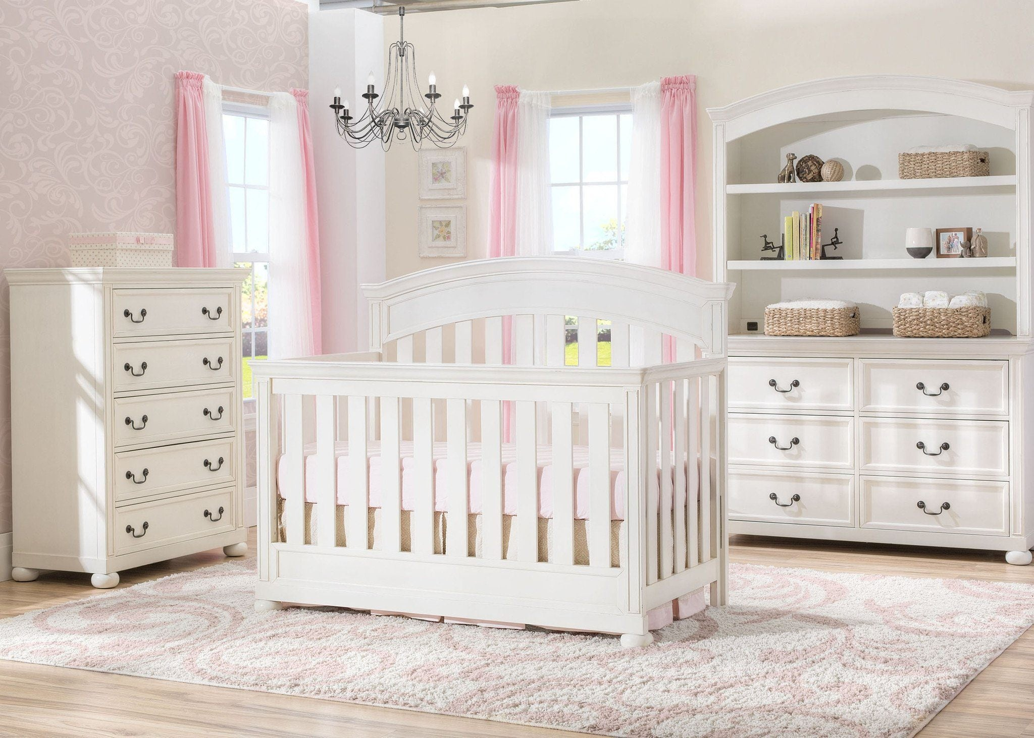 simmons baby crib assembly instructions