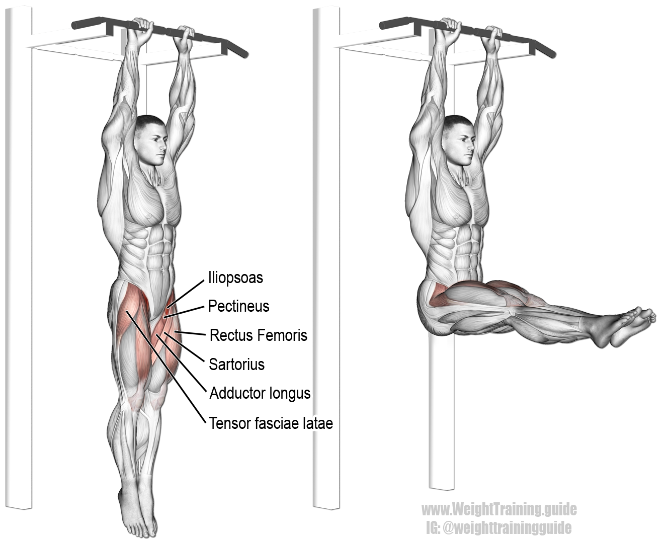 straight leg raise instructions