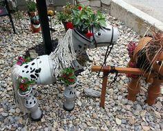 terracotta pot cow instructions