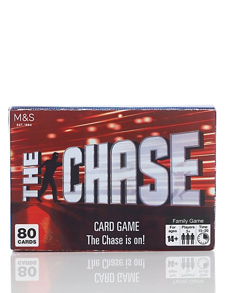 the chase card game instructions