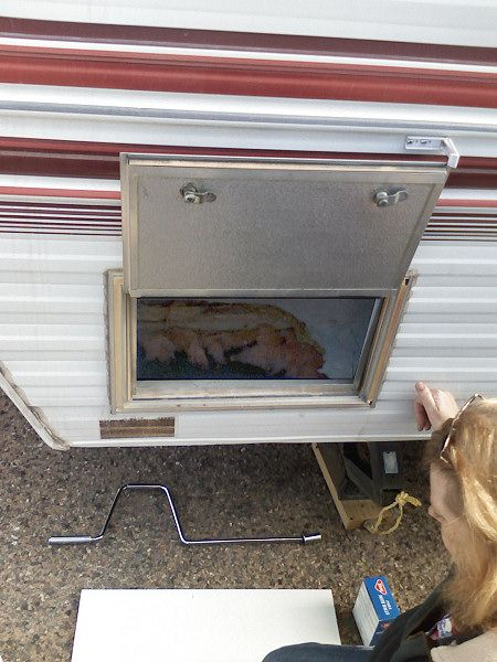 travel trailer canopy instructions